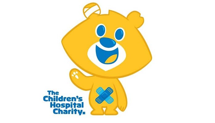 The Childrens hospital charity logo