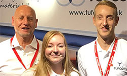 The Tufcot team