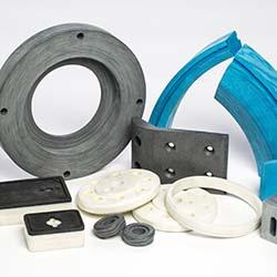 Composite Materials - Custom Parts