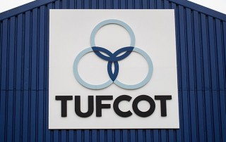 Tufcot brand protected