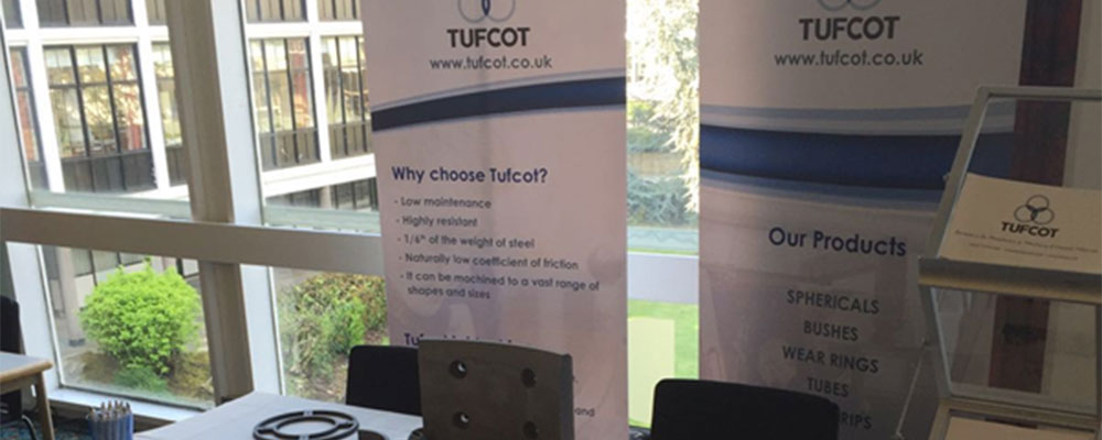 Railway Sector showcase for Tufcot Engineering