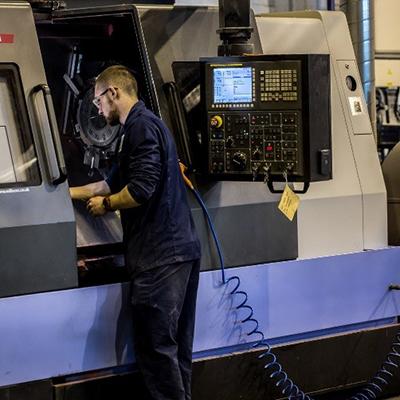CNC Machining - Tufcot Ltd
