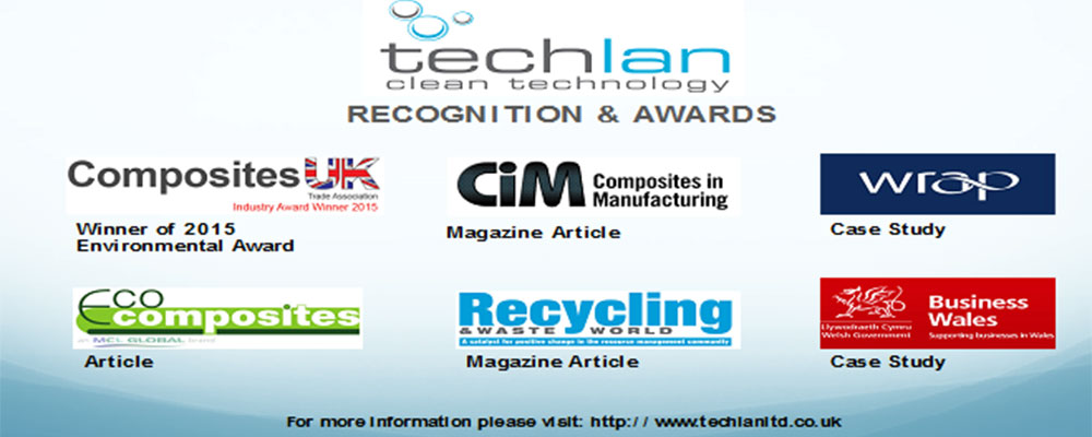 Techlan Award & recognition - Meet Tufcots supplier