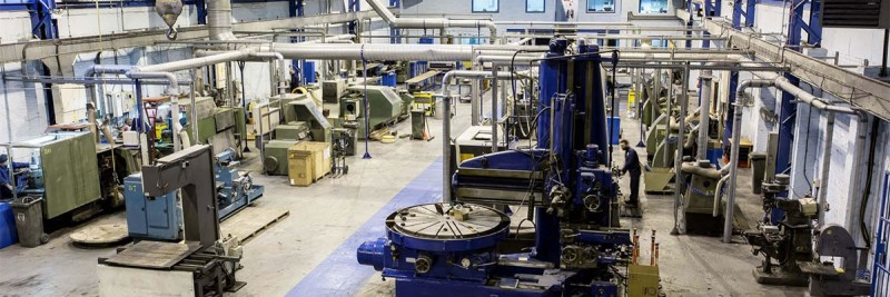 Tufcot above their on time delivery targets for 2017 - image of tufcot factory