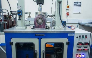 Tufcot Factory Test Rig
