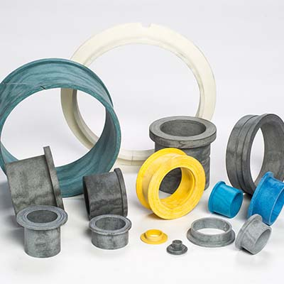 composite bearing materials for the agriculture industry