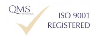 Tufcot ISO 9001 Accredited