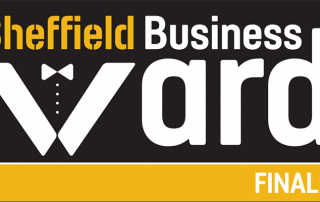 Sheffield Business Awards 2017 Finalist Logo