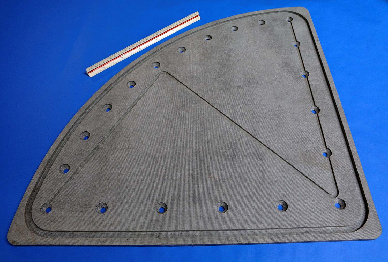 Wear Pads - Composite Materials - Tufcot Engineering Ltd