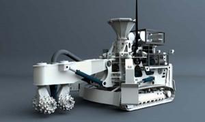 Nautilus Machine - Subsea Mining