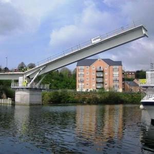 Pont y Werin Bridge
