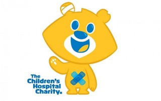 The Childrens hospital charity logo