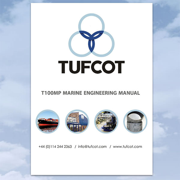 Tufcot T100MP engineering manual for composite materials for the marine sector