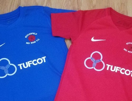 Tufcot Sponsors Two Local Grassroots Football Teams