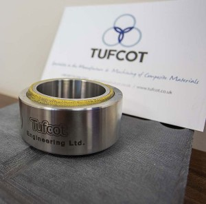 Tufcot Spherical Bearing