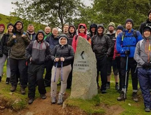 Snowdon Climb – Bluebell Wood Hospice
