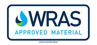 WRAS Approved Material - Certification Mark