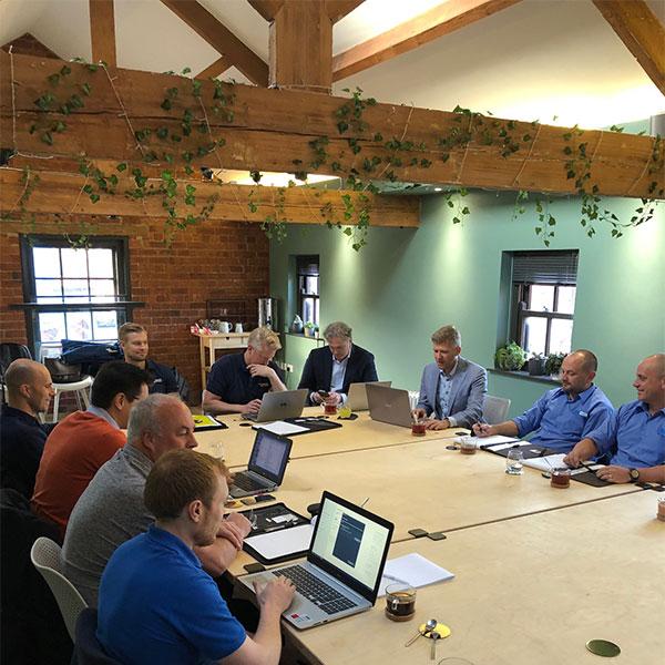 Liaison Meeting - Meeting Room
