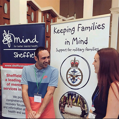 Sheffield Mind are Tufcot's Chosen Charity of the Year for 2020