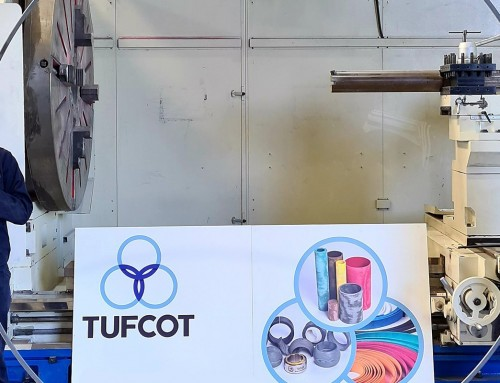 Tufcot® T100G Large Diameter Bearings Delivered to APL Norway AS
