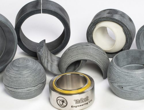 Tufcot® T100G Spherical Bearings Used for Heave Compensators